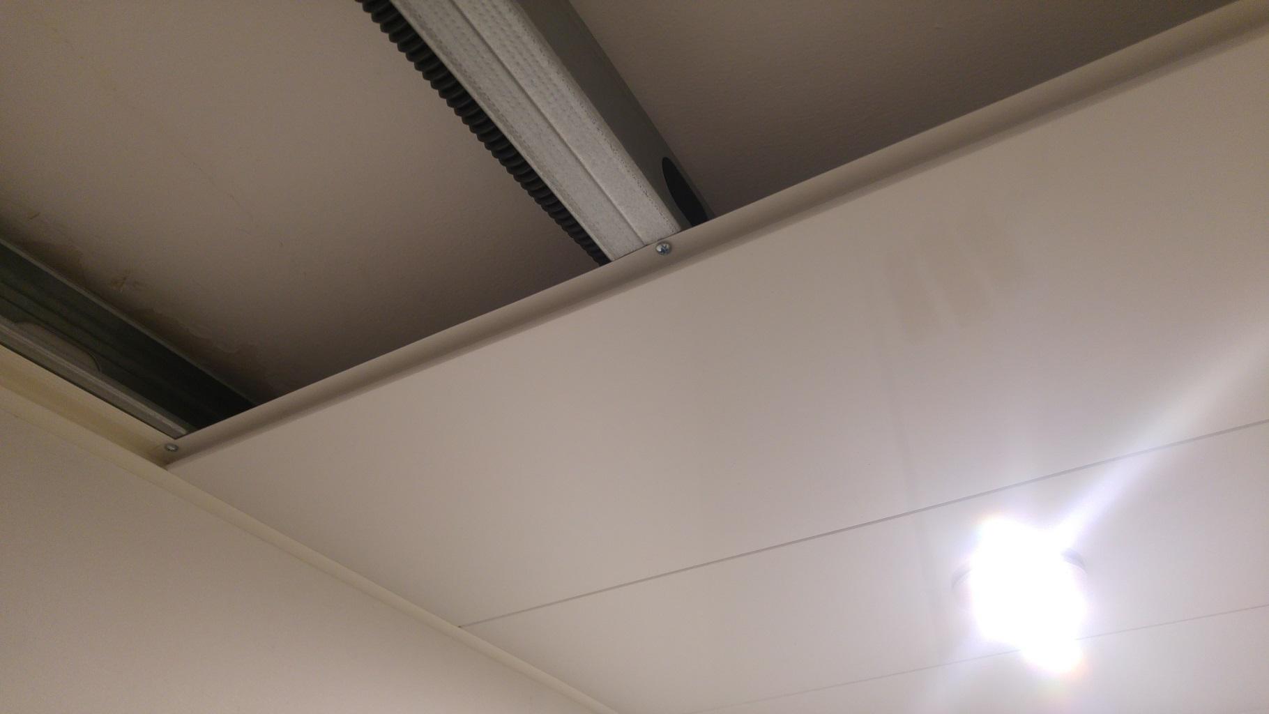 Poser plafond suspendu en PVC : Un Ex No Life Bricole - YouTube